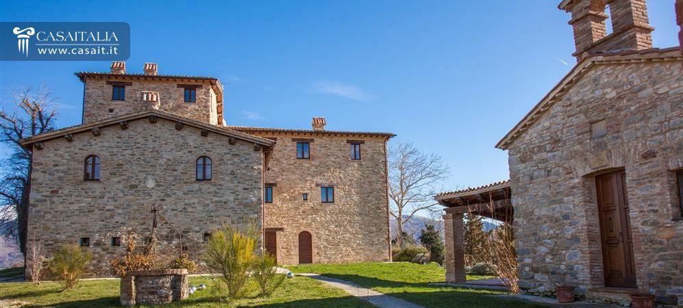 Umbria assisi borgo ristrutturato con terreno e piscina - B b umbria con piscina ...